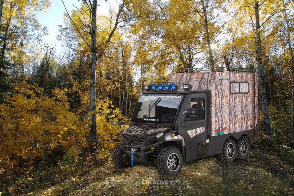 Outfitter Pursuit Off Road Vehicle