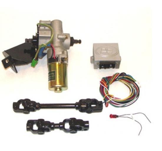 Power Steering-Polaris Factory Installed