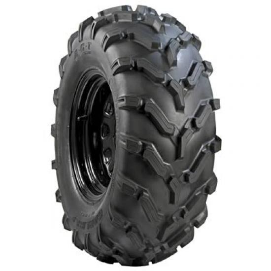 Carlisle PXT Off-Road Tires on Black Painted Steel Wheels