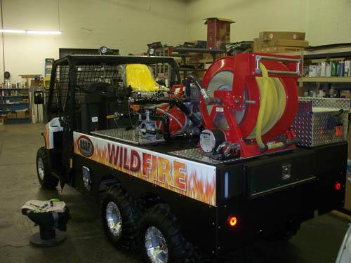 Fire Trucks Plus- WildFire